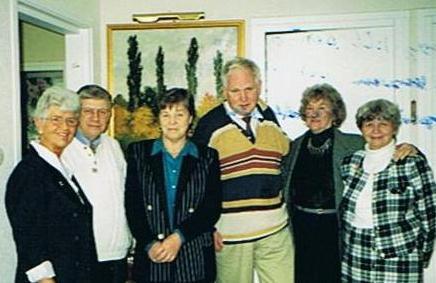 Under de 20 år som förflutit är det många styrelseledamöter och stämmor som arbetat med formuleringar i stadgar och andra styr- dokument. På denna bild Birgit Bryngelsson, Per Noordh, Gunn Severien, Knut Johansson, Gunvor Johansson och Gunilla Kristiansson.