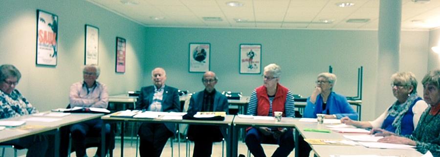 Ordförandekonferensen i Skövde 2015-04-20